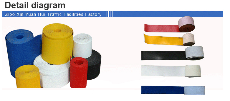 Hot sale reflective pavement road marking tape pavement