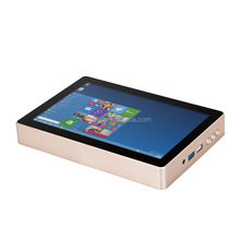 New arrived 8 inch Win 10 mini computer desktop all in one pc with 6000 mAh battery