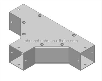 Cable Trunking cable duct fitting