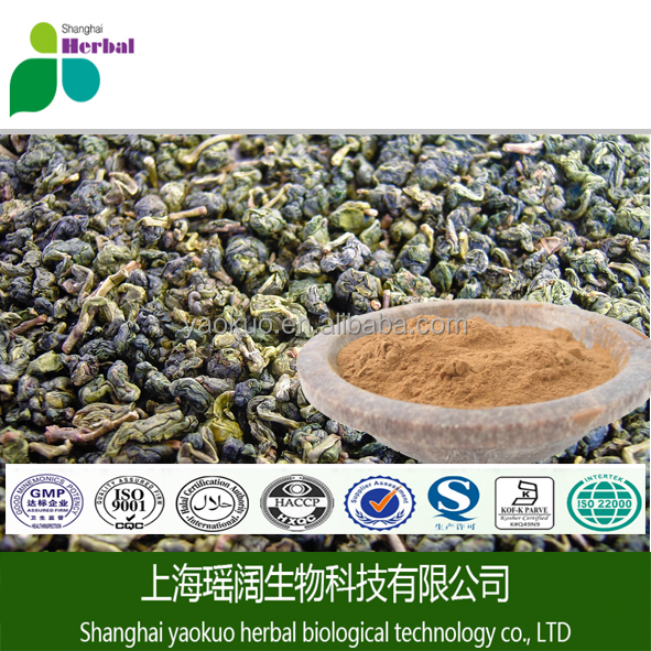 High Quality Instant Oolong Tea Extract, Oolong Tea Powder 80% Polyphenols