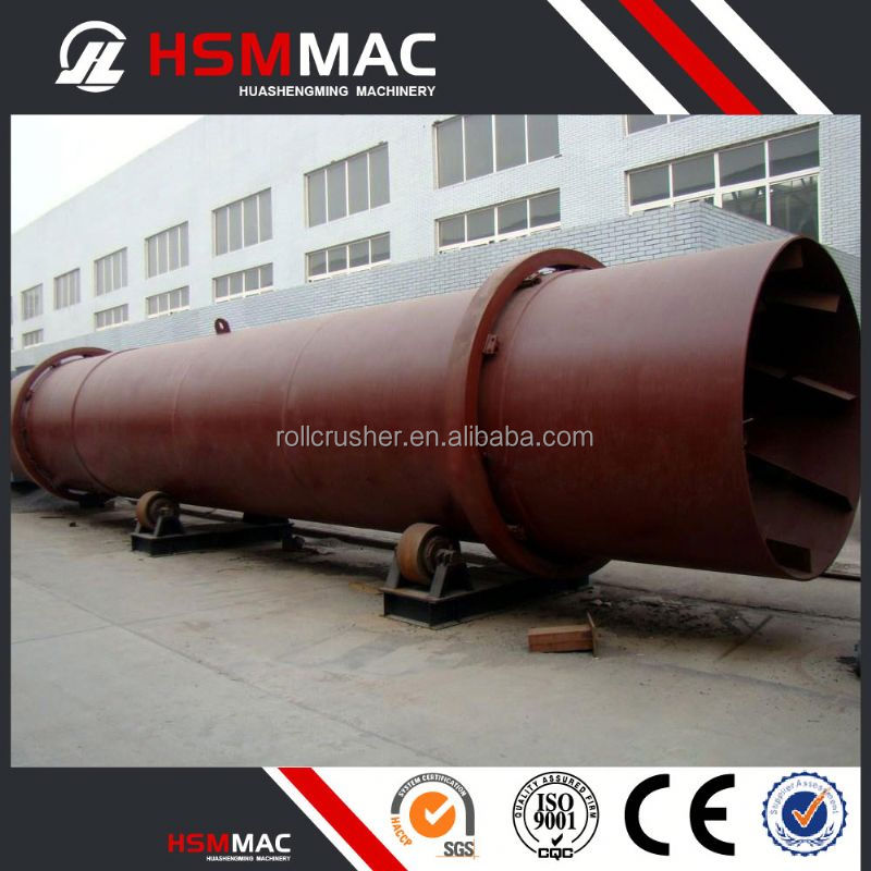 HSM Mining Chemical Cereal Rotary Dryer