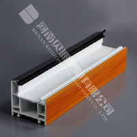 80 Series Fixed Sliding PVC Profile Window and Door/PVC Profil