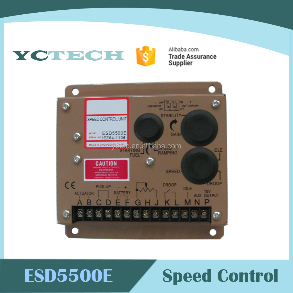 Hot Sale!China Factory Price!ESD5500E Speed Governor Price