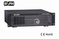 HPA-5500A Hot Selling Public Address System Power Amplifier Audio Power Amplifier