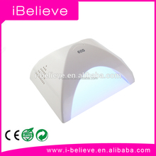 For Nail Art Use Pyramid - shaped 9W Portable LED nail lamp uv light 320nm wavelength