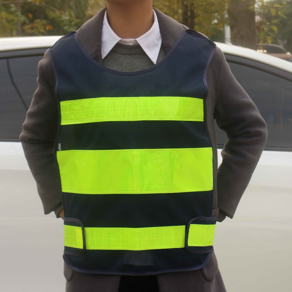 Breathable Security Safety Vest Shirts
