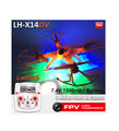 New Arrival 5.8GHz RC Drone FPV 4CH 6 Axis RC Quadcopter With HD Camera Live Video Drone with 4.5 inch Monitor