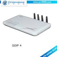 YX Goip 8 channels webrtc sip gateway, gsm voip gateway 8 support asterisk for call termination/voip softswitch ,GOIP8