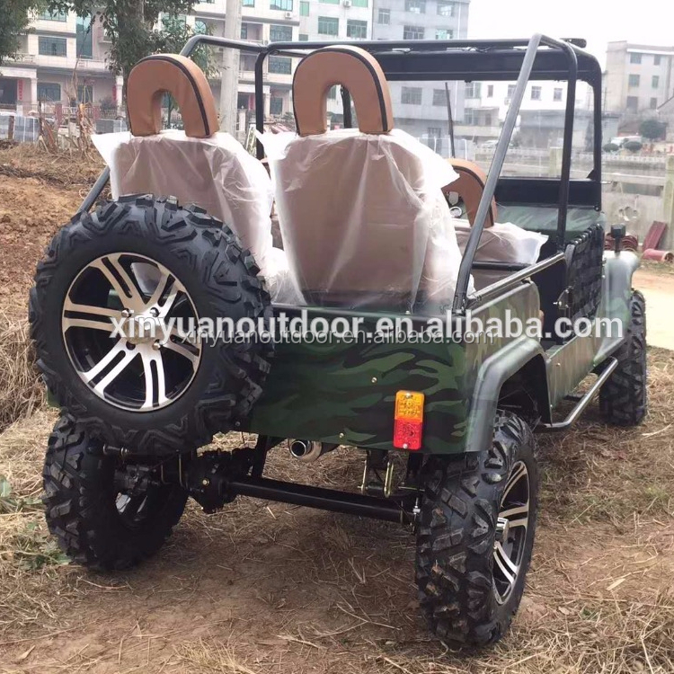 Single Seat 300cc Off Road Buggy Car