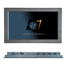 "17"" industrial touch all in one barebone pc"