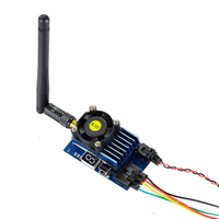 5.8G 1.2mw wireless audio video transmitter for controle remoto quadcopter 8ch 5645-5945MHz