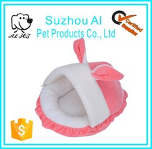 Lovely Rabbit Shape Pet Cave Washable Cozy Dog House for Sale