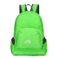 20L Waterproof Cork Backpack For Girl