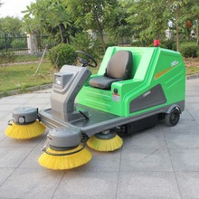 China Wholesale Industrial Cleaning Machine Electric Ride on Road Sweeper (DQS18)