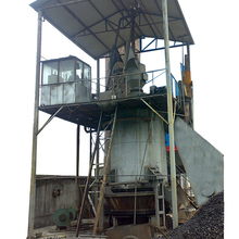Dianyan Brand low consumption small coal gasifier with ce certification