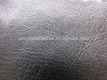 PU PVC nature leather raw material PE rolls for home textile.