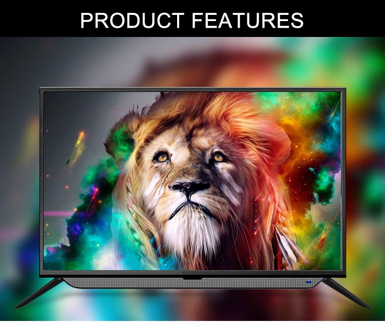 Ultra HD smart android 55 inch Slim model LED television TV