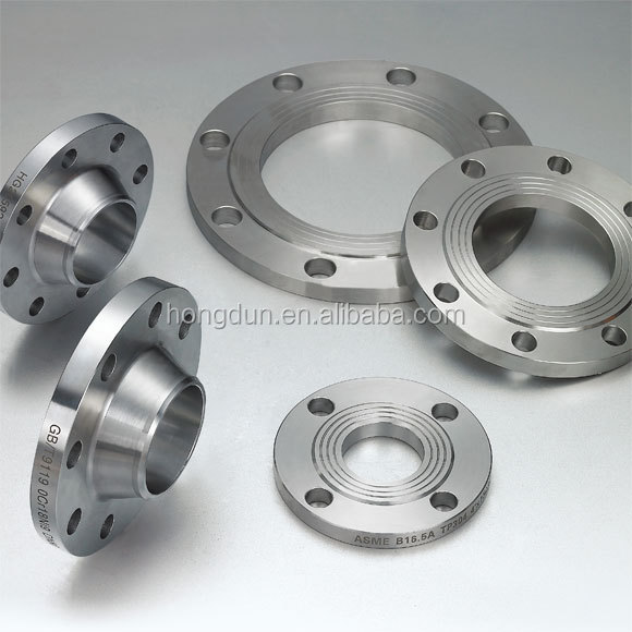 hongdun ISO quality management system threaded floor flange