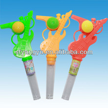 Whistle and Guitar Toy with Chinese Candy
