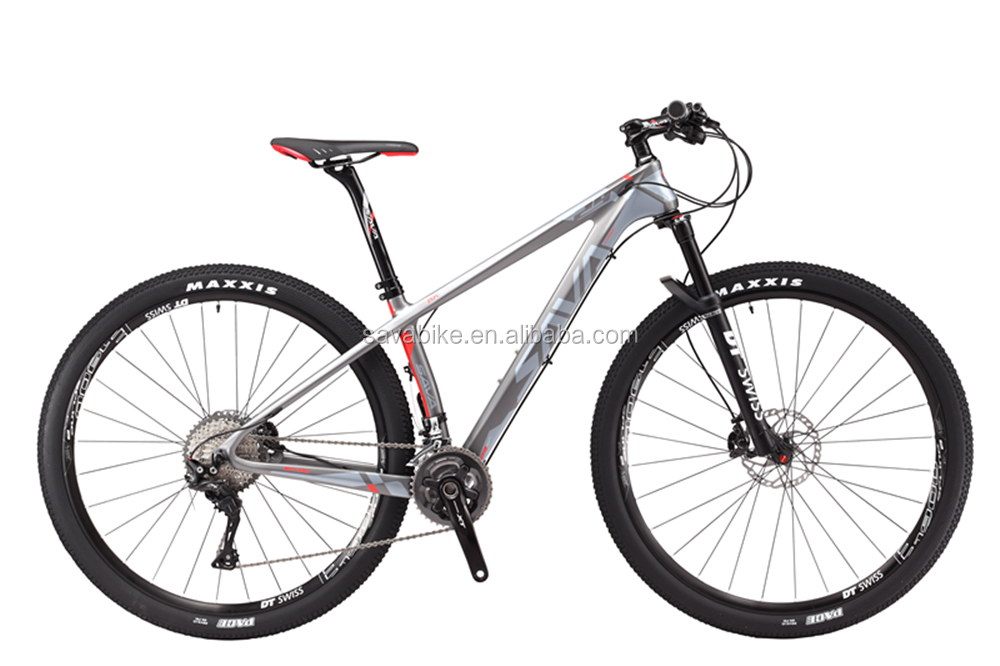 High speed 27.5 inch carbon mountain bike/ the latest model colorful MTB from China SAVA factory