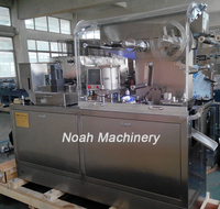DPB140 Small Softgel Blister Packaging Machine
