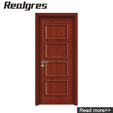 DS-34 Bedroom Solid Wooden Frames Designs Home Door Price In India