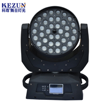 7 inch led spider beam moving head light 10W led driving light