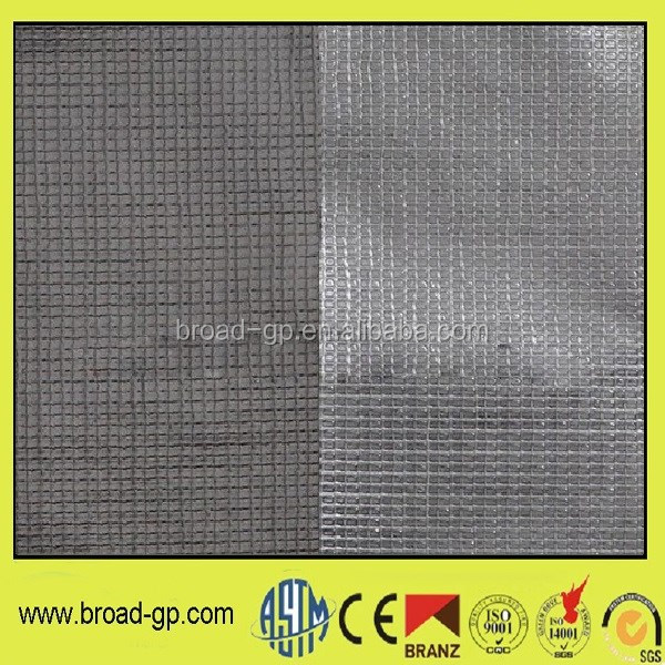 energy saving aluminum foil heat insulation