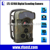 night vision infrared digital camera with motion detection with trigger time 0.6s ltl acorn 5310a