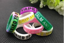 200pcs lot silicon rubber band vape ring for mechanical mod bands 22mm decorative and protection resistance rubber mod