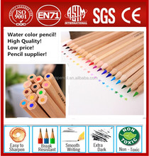 7 inch fashion stationary pencil cases with paper tube ,water color pencil pass EN71-3,ASTM4236,FSC ,pencil supplier