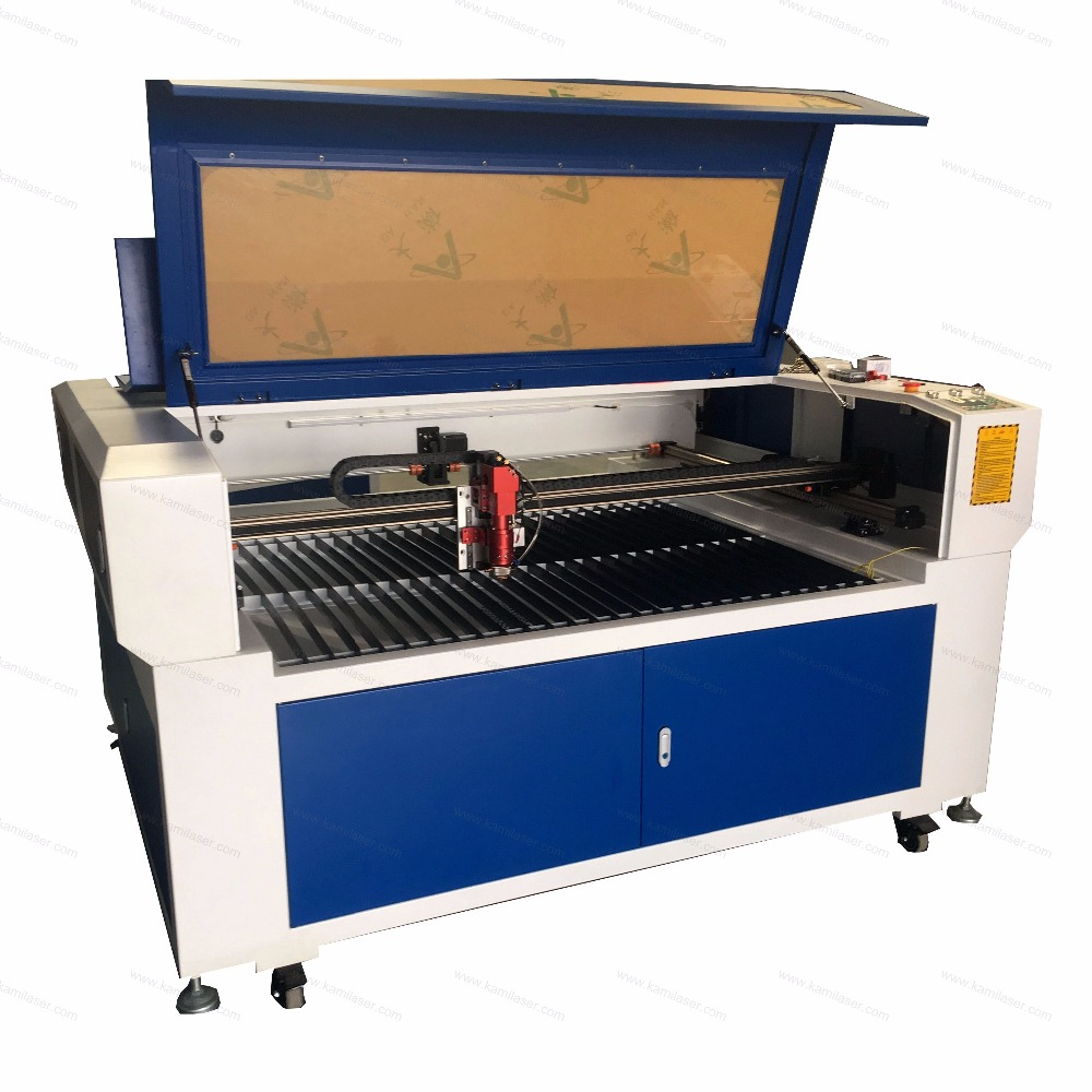 2.5mm stainless steel laser cutting machine 1390 with 150W Reci tube/acrylic laser cutter/1390 metal laser cutting machine
