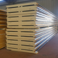 High Density PU sandwich panel made in China