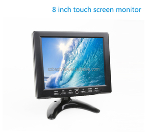 "8"" inch small touch screen monitor 1080p 1024*768"