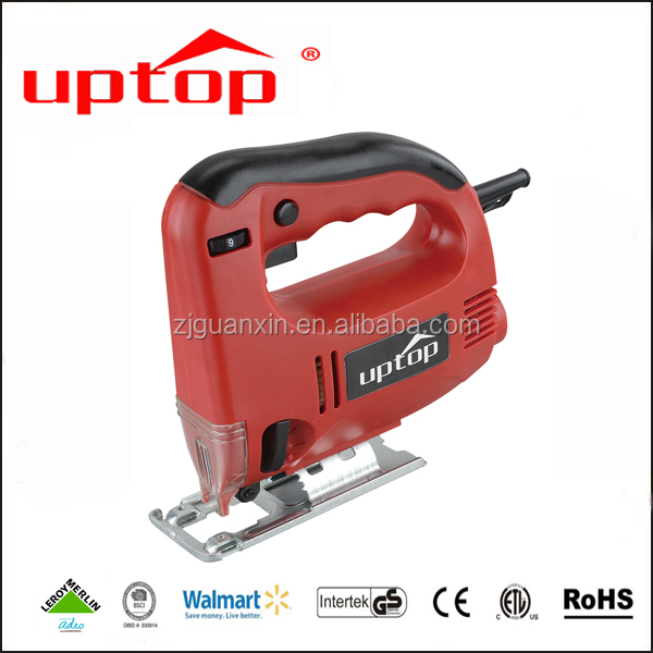 2013 hot sale variable speed 65mm portable hand electric jig saw