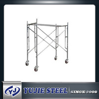 Galvanized Frame Scaffolding system cross brace, joint pin, cross brace made in china factory