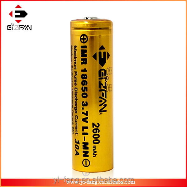 wholesale Button Top Efan 10440 350mAh 3.7V li-ion Battery