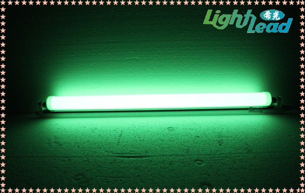 night glow light sleeve cover for t8 fluorescent light