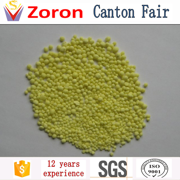 Super Fine Quality Guaranted Sulphur Granular 99.9% Manufacturer