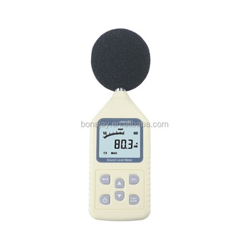 Hot selling sound level meter GM1358 with high quality