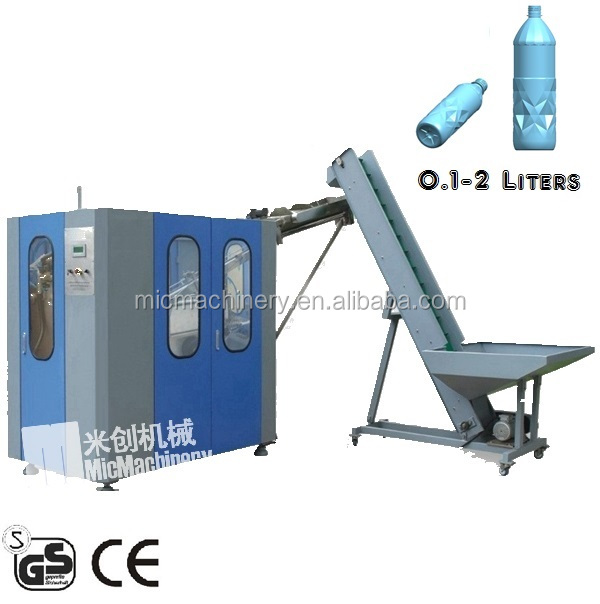 MIC-A1 Full Automatic bottle making machine plastic bottle machine maker