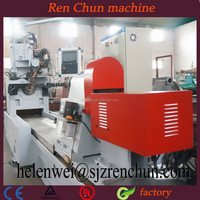 Water well drilling wedge wire screen welding machine