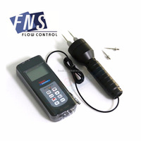 Induction moisture meter with statistical function rs-232 output measurement of Chinese medicine, paper, chemical raw materials