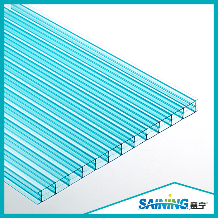 4x8 polycarbonate sheet plastic 10 years guarantee