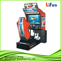 Latest Moto GP4/best sell motor racing game machine for sale