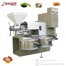 Homemade Leaf Soybean Oil Press Equipment Sesame Seed Herbal Corn Oil Extraction Machine