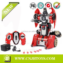 9065 Multifunctional RC Car- Robot With Powerful Function Car Transform Robot Toy