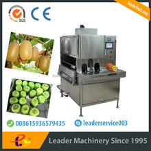 Leader low price kiwi berry peeling machine