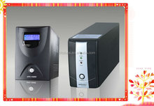 LCD/LCD online ups/off line ups 1000va external battery