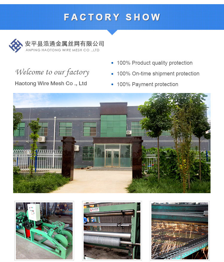 China ISO certificated Galvanized Barbed Wire